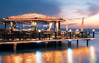 Aruba Pinchos restaurant