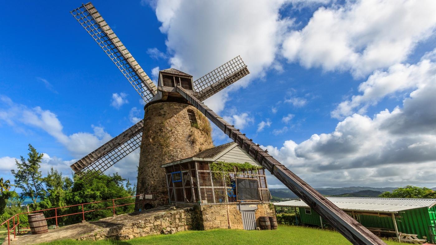 Barbados Morgan Lewis Sugar Mill