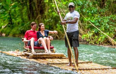 Island Routes Rafting Jamaica