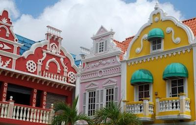 Aruba vacation Caribbean destination
