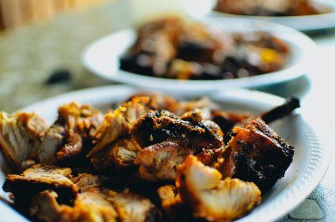 Street Food In The Caribbean