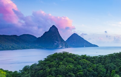 St. Lucia Caribbean Vacation Destination