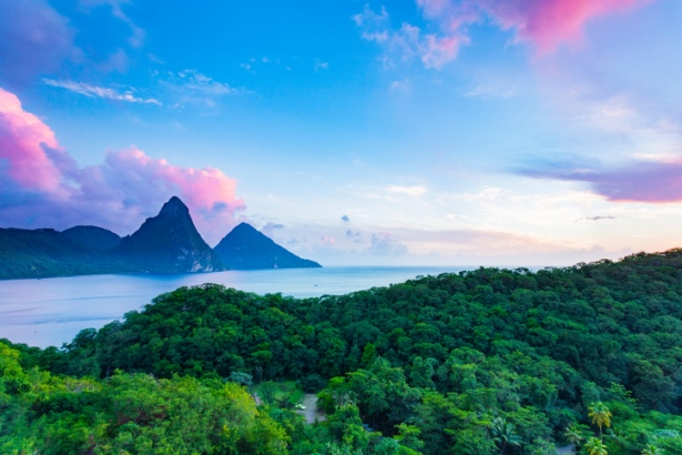 Saint Lucia Weather