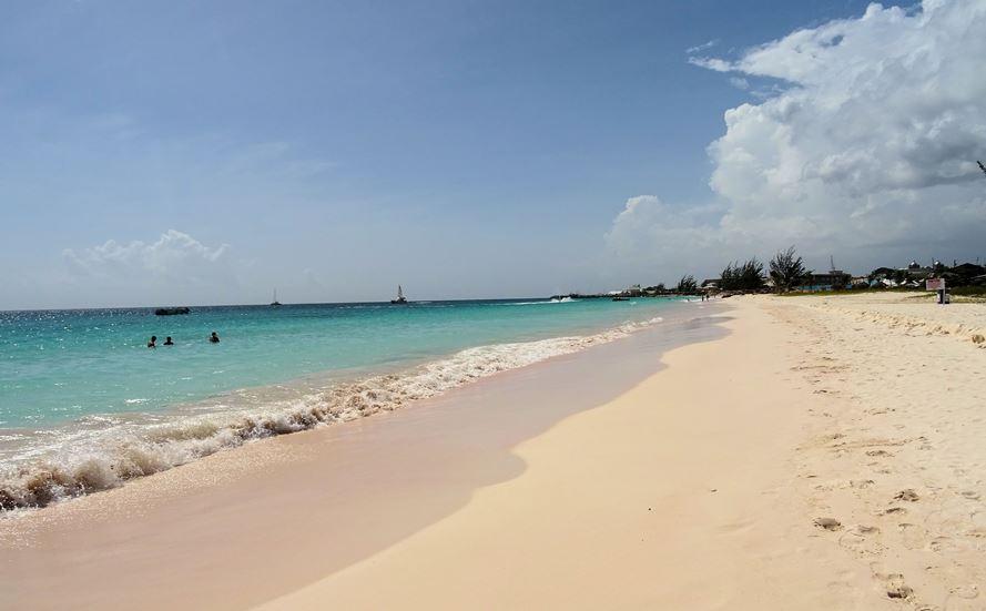 Beaches of Barbados - Adventure Beach Carlisle Bay