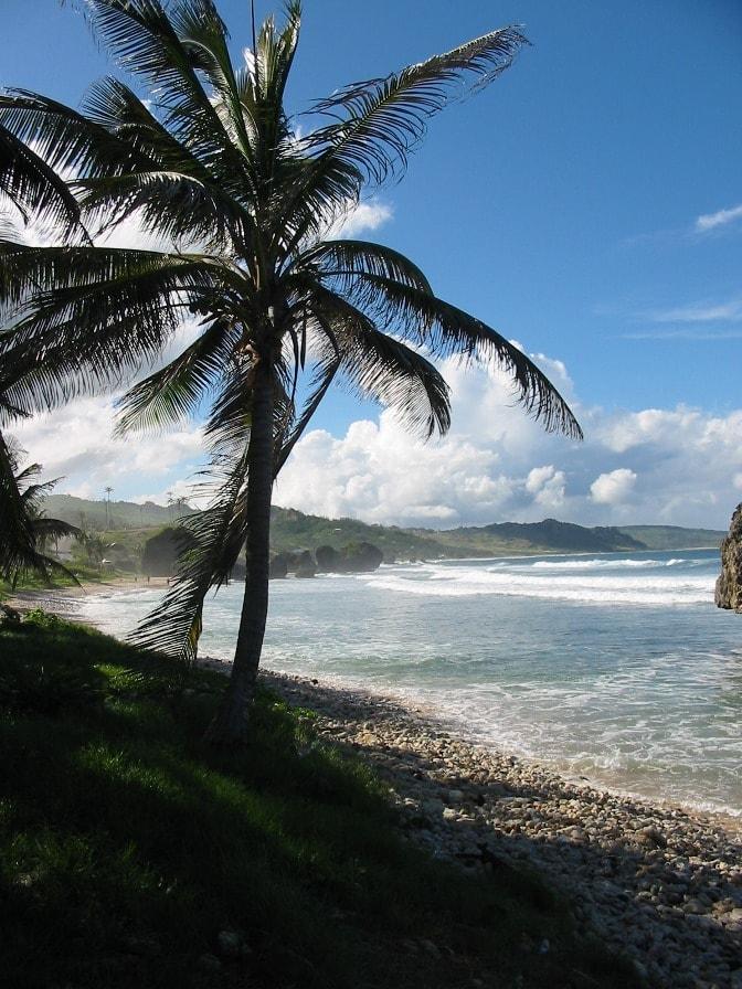 Beaches of Barbados - Bathsheba Beach