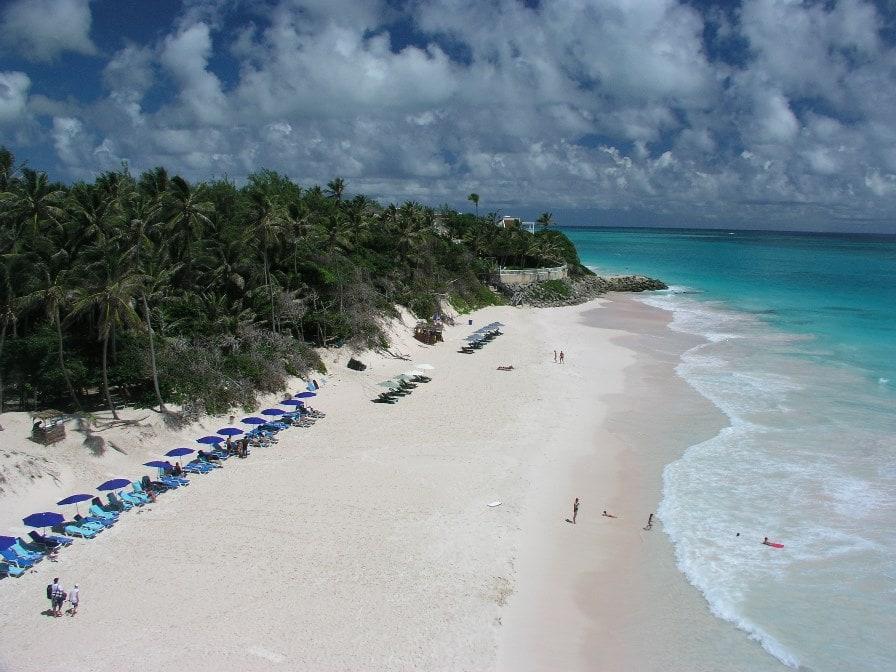 Beaches of Barbados - Crane Beach