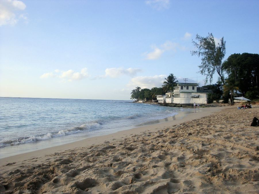 Beaches of Barbados - Mullins Beach